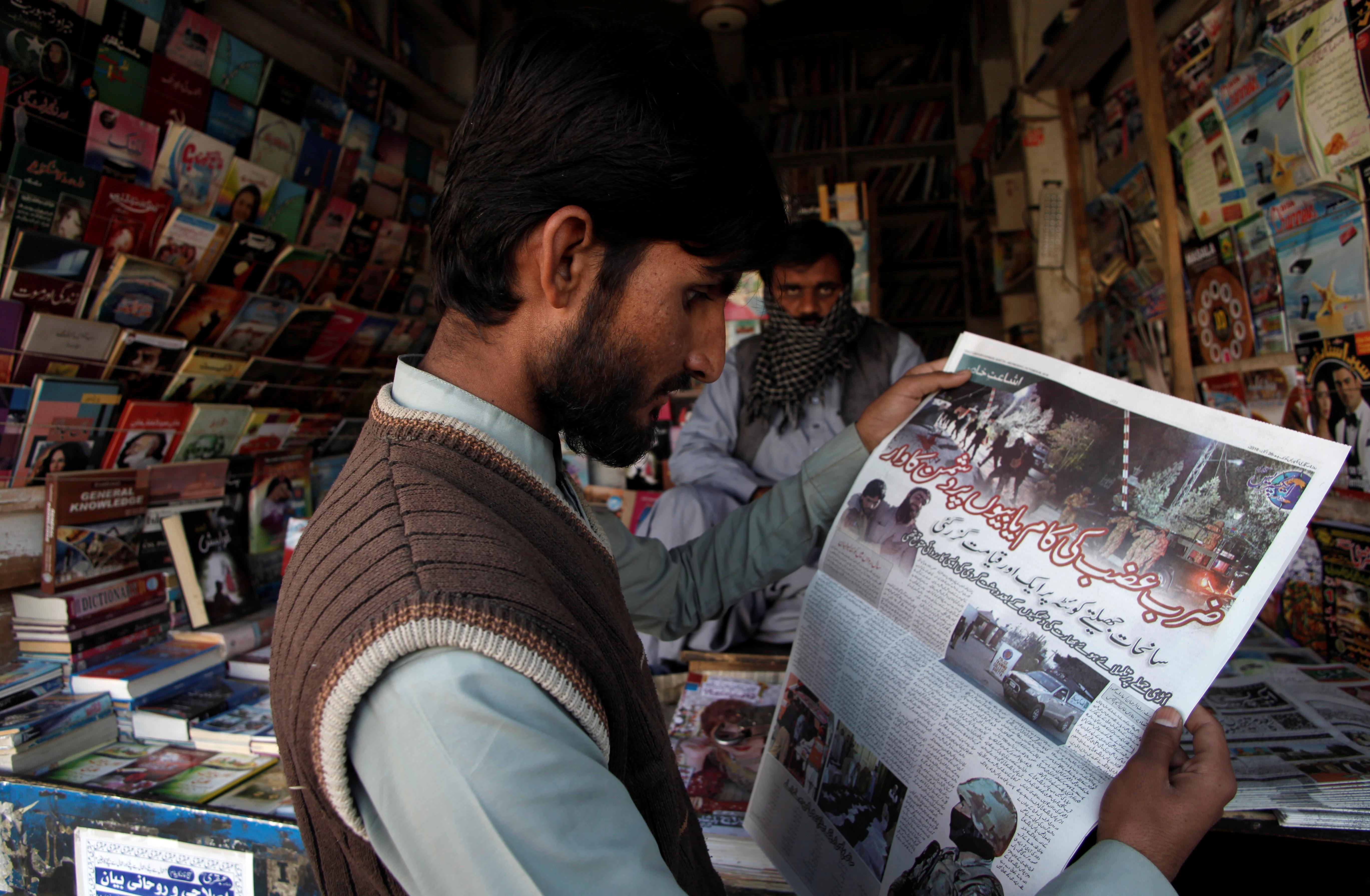 Pakistan's censorship model