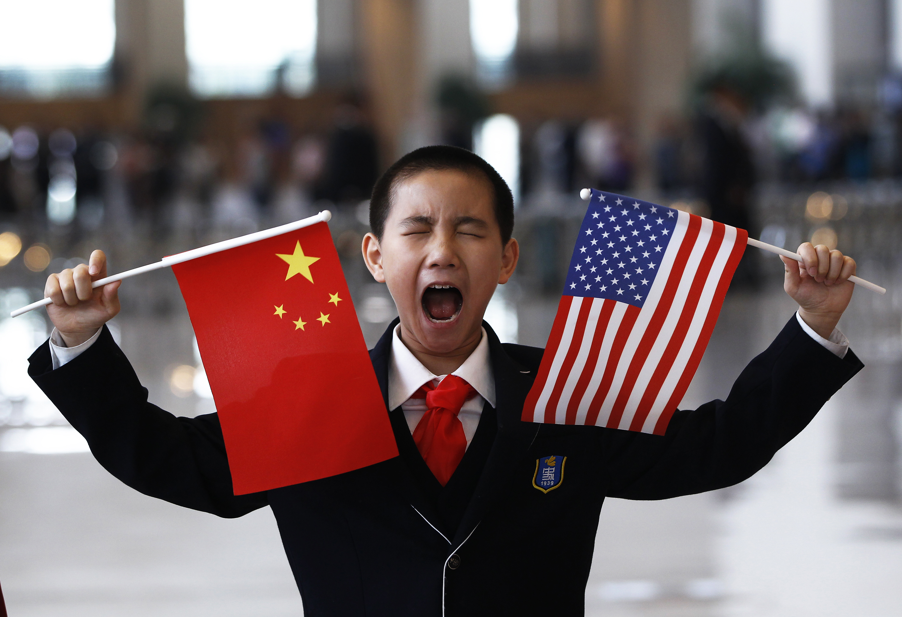 The U.S.-China relationship: Trading blows