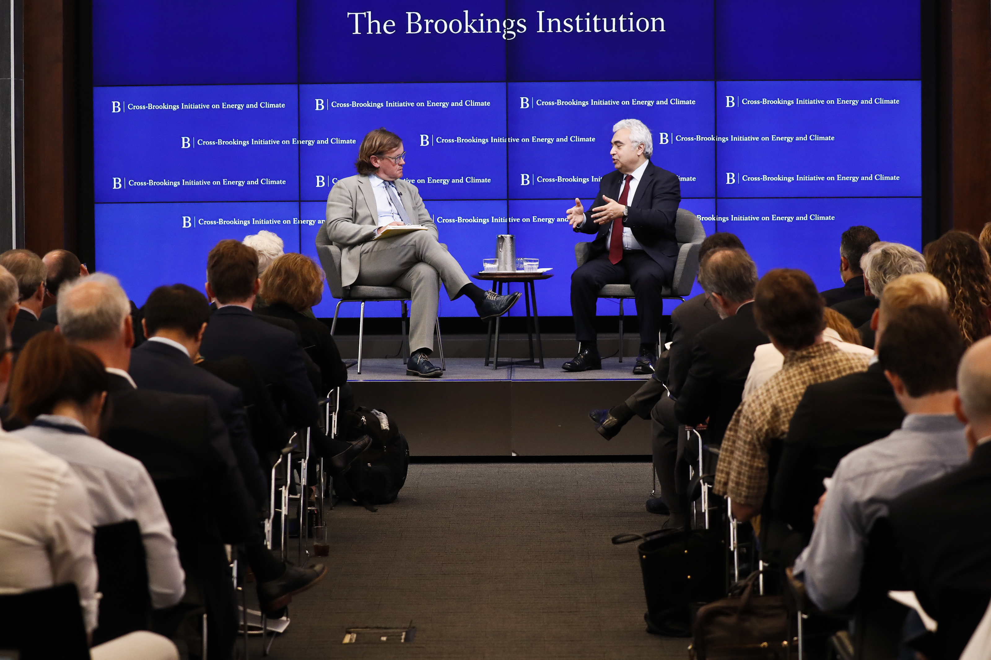 Fatih Birol and David Victor on the geopolitics of energy