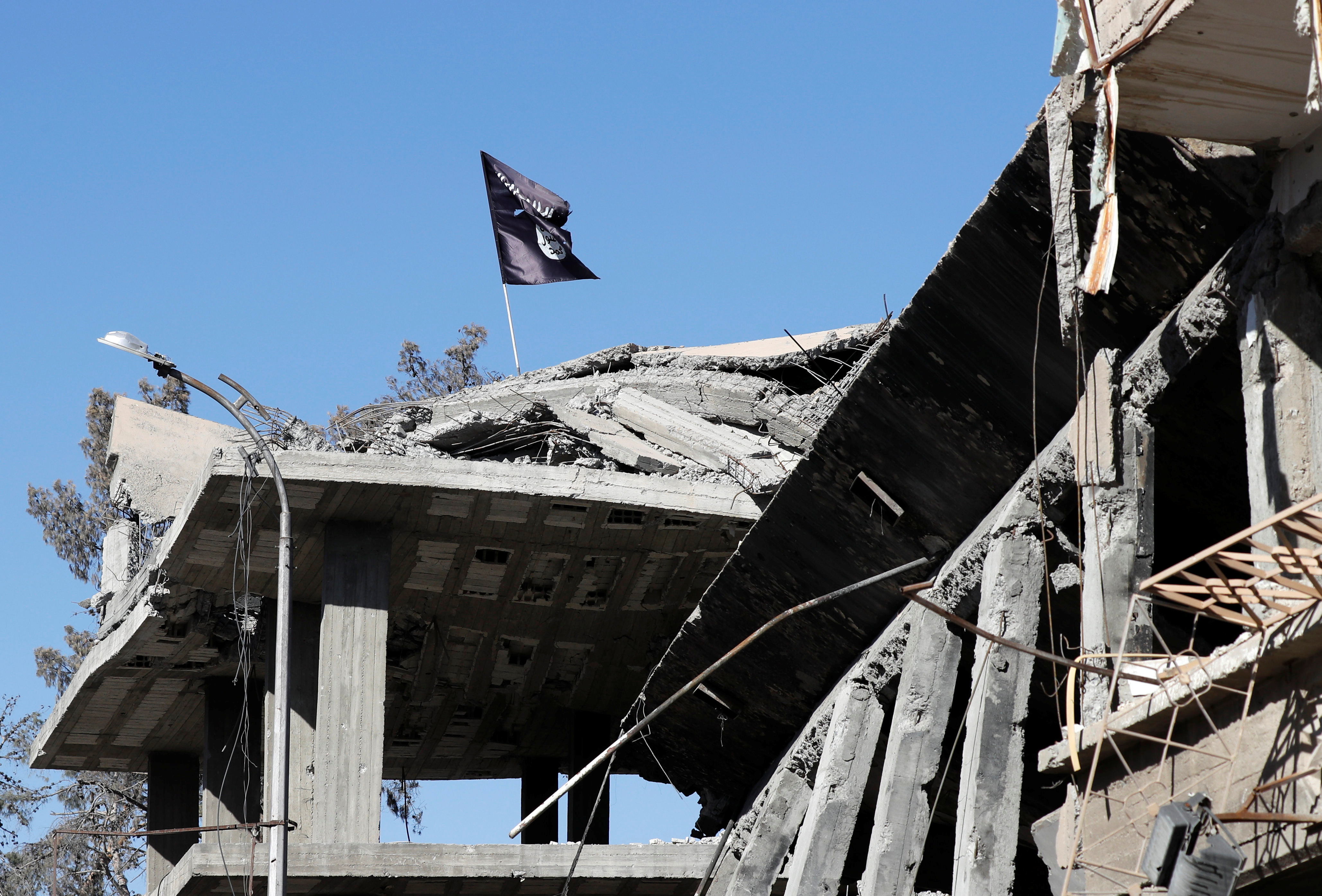 Where will the Islamic State go next?