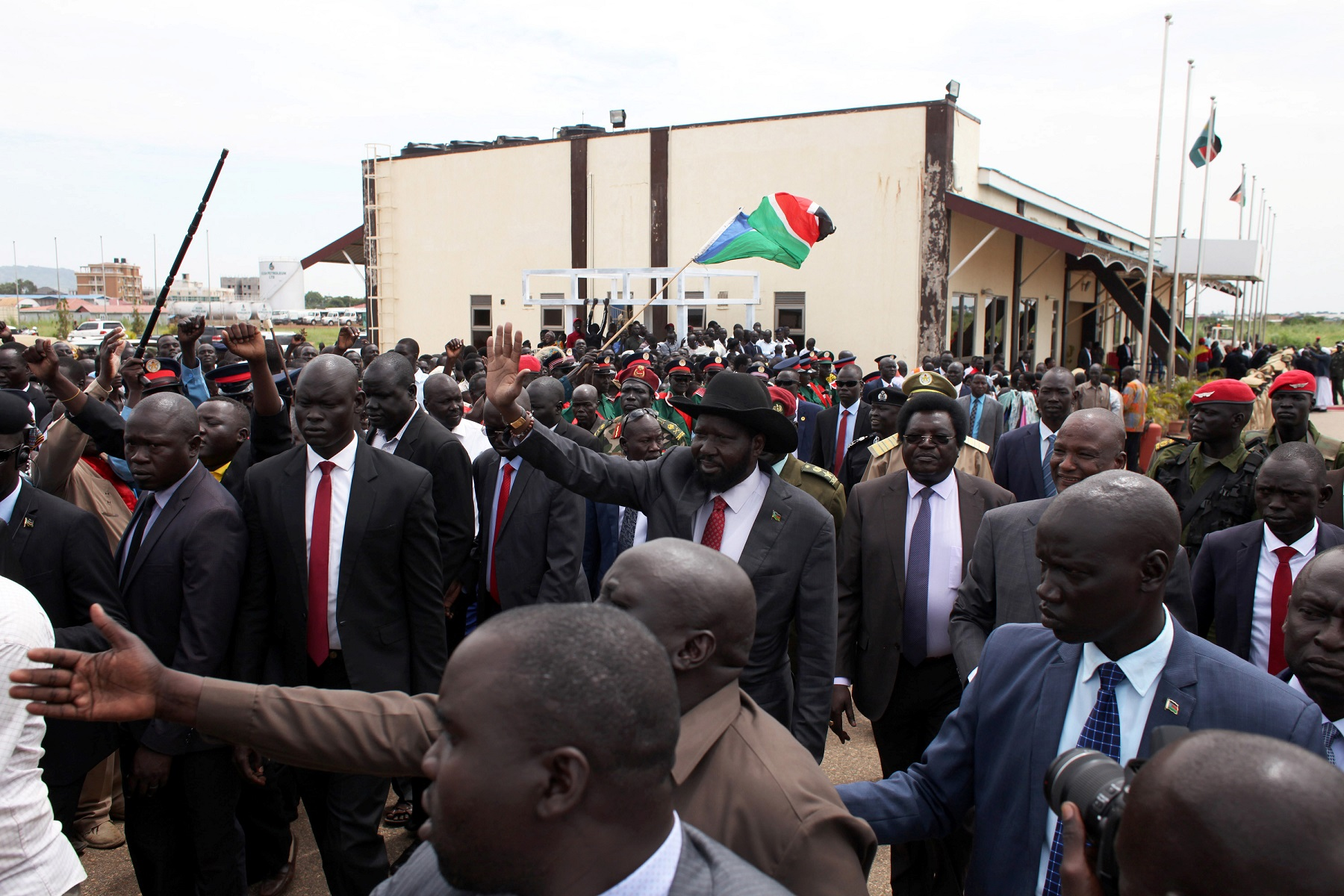 Africa in the news: South Sudan peace breaks down, Ethiopia