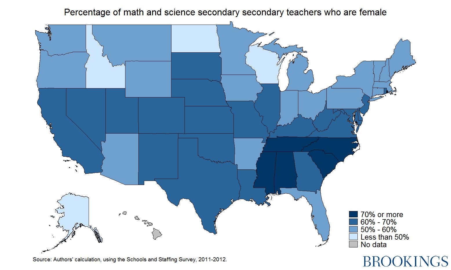 Hvordan Køn mangfoldighed blandt Lærer Workforce Påvirker-9024