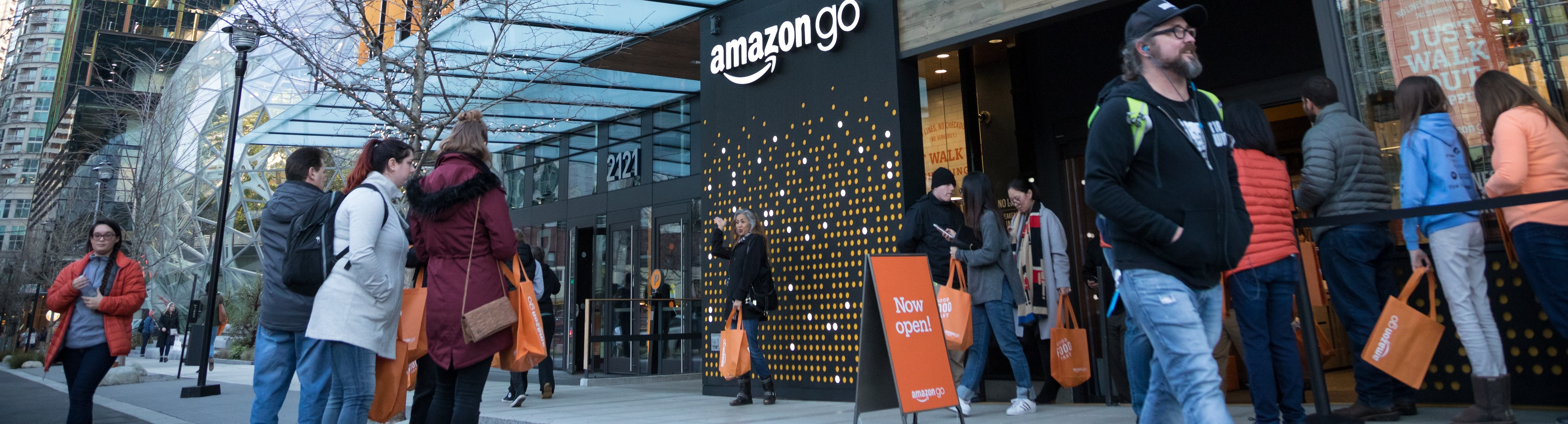 Amazon Go store