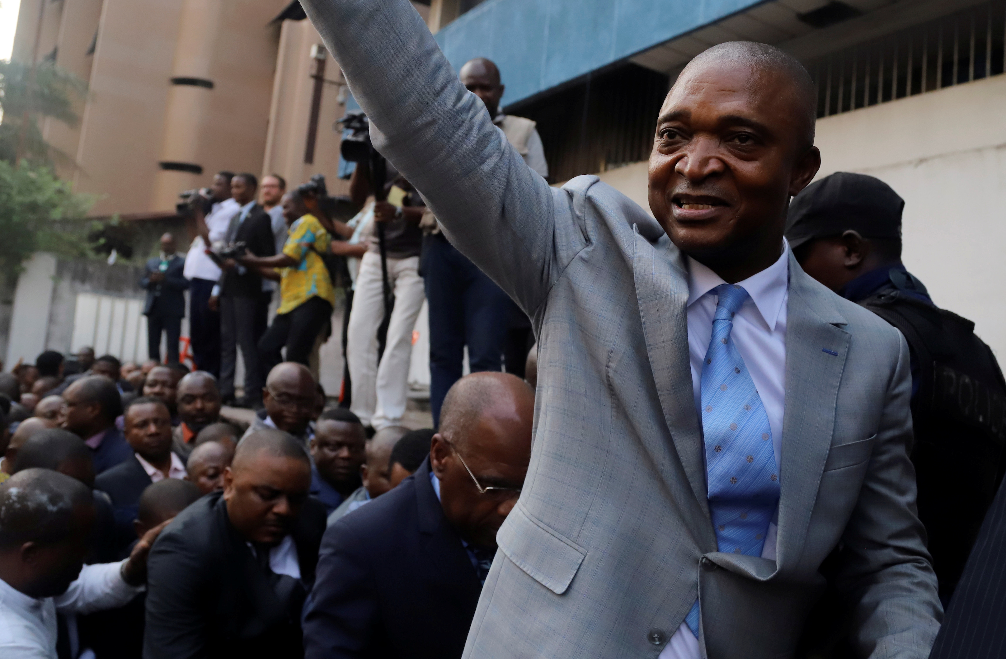 What is at stake for the DRC presidential election?