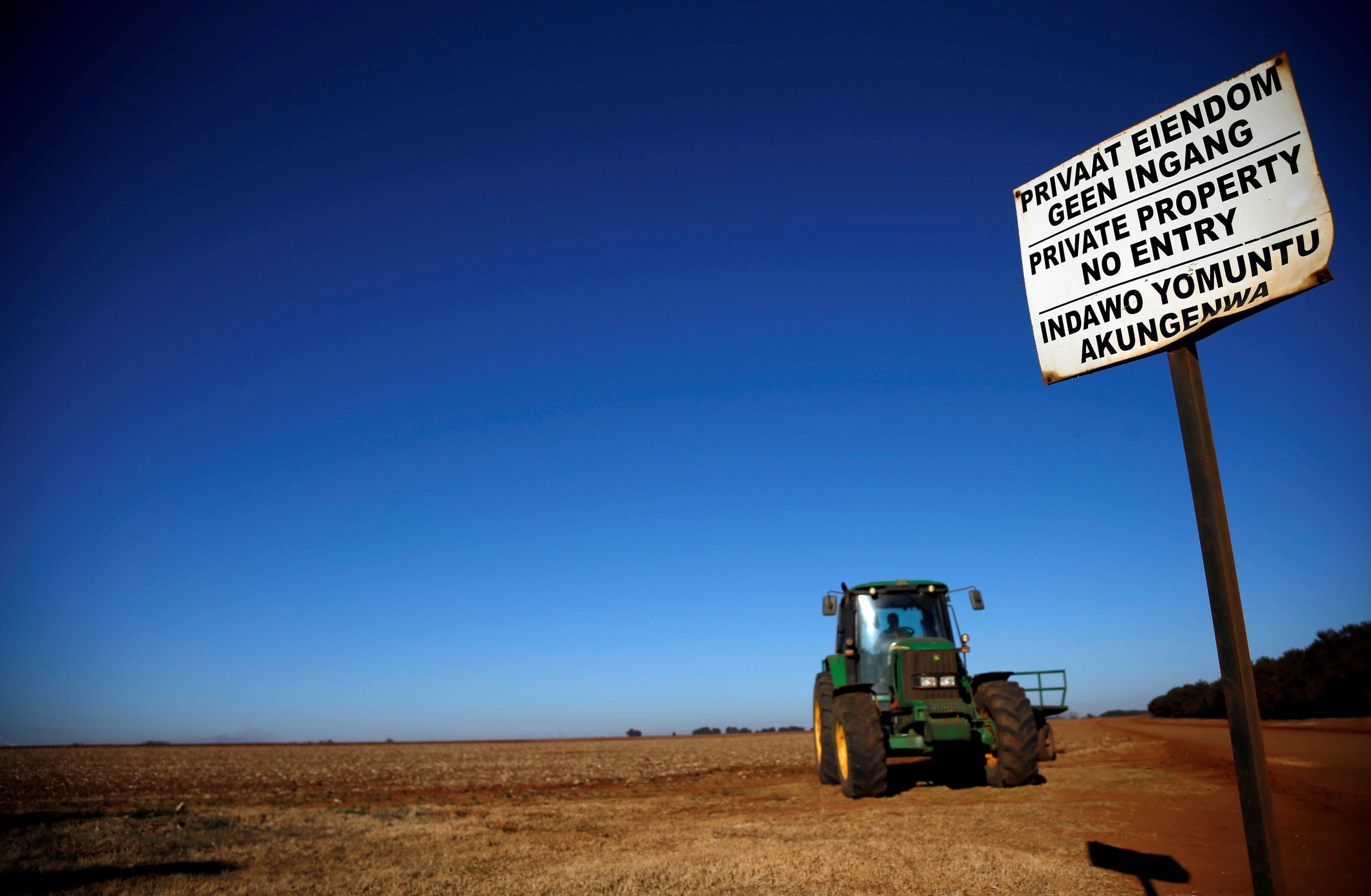 Land Redistribution In South Africa Trump S Tweet And Us Africa Policy