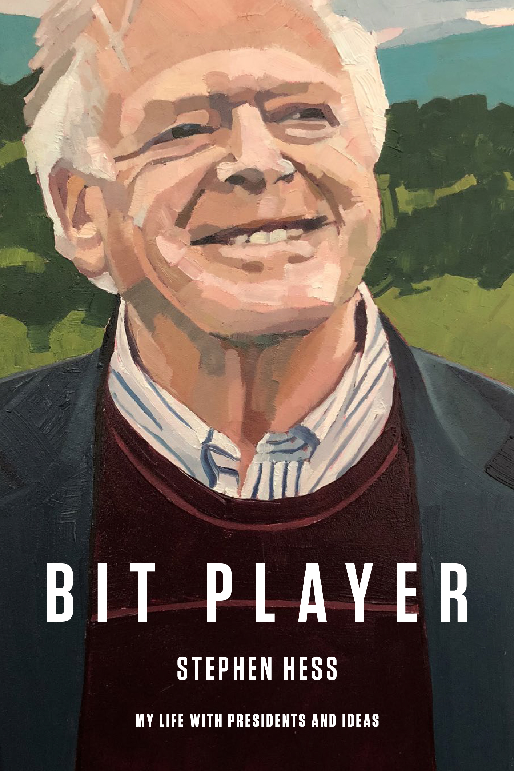 Front Cover: Bit Player