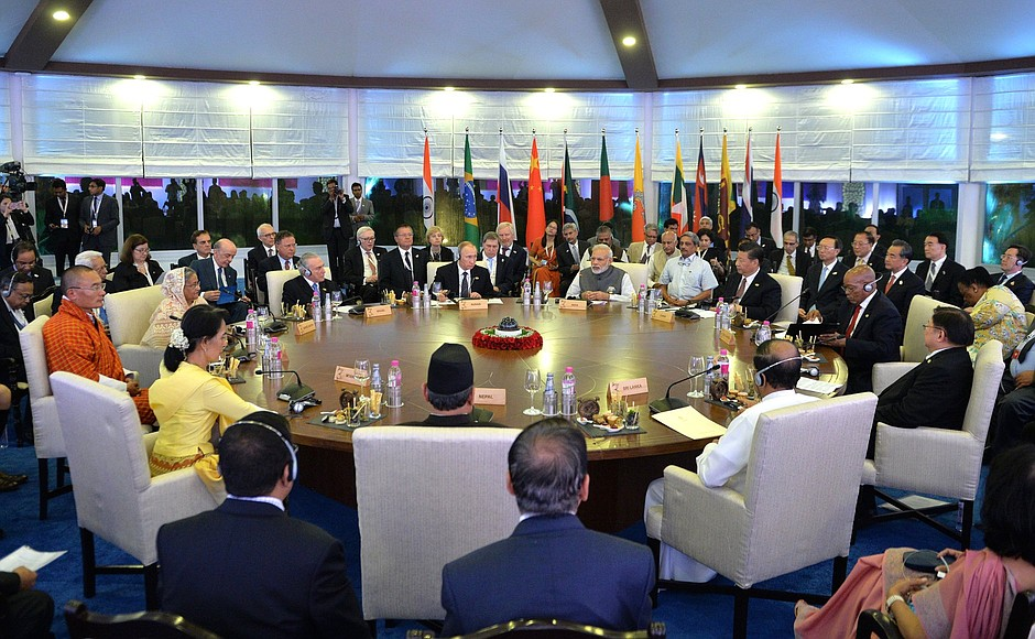 India attempts to empower BIMSTEC after realising its