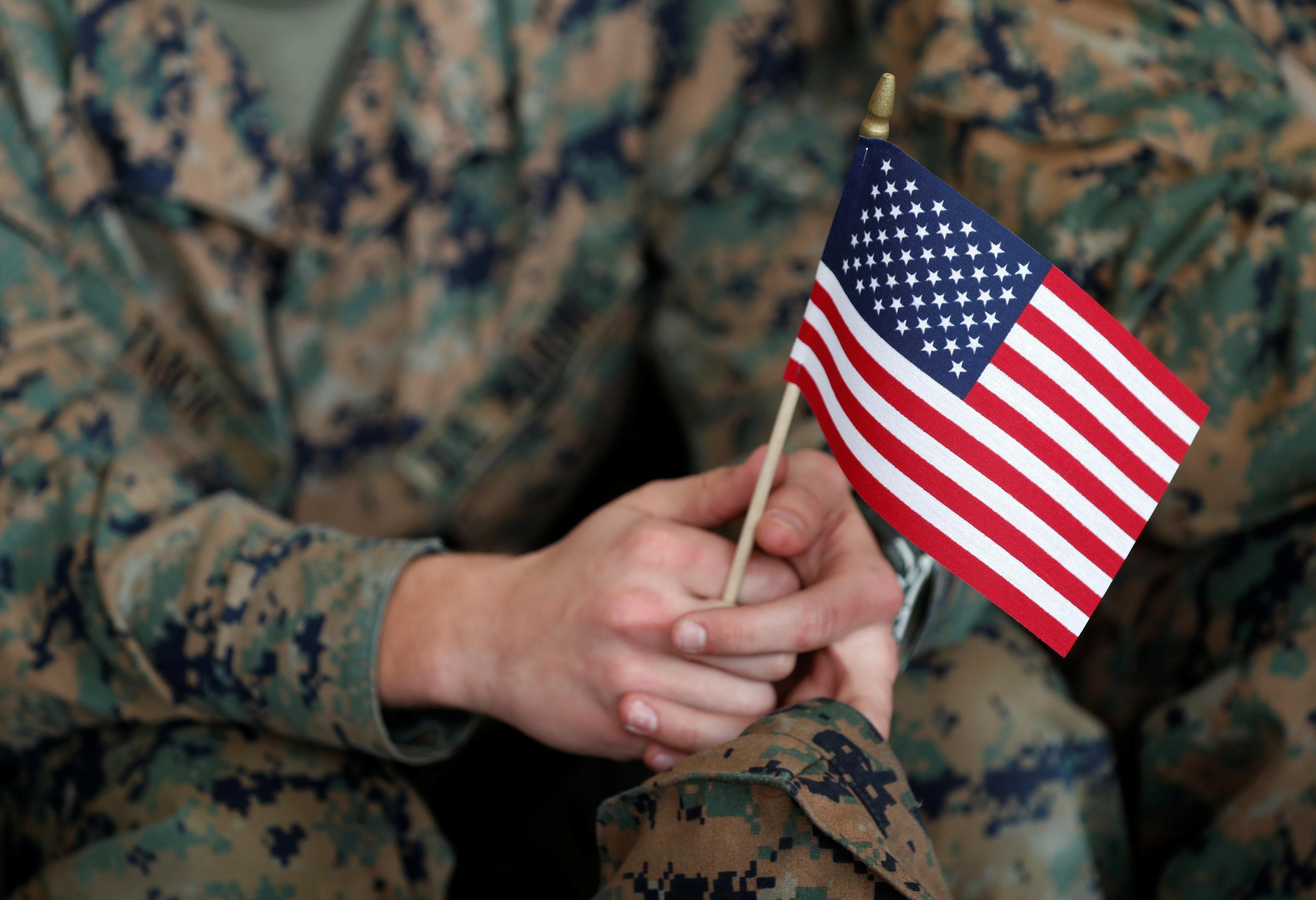 Military worship hurts US democracy