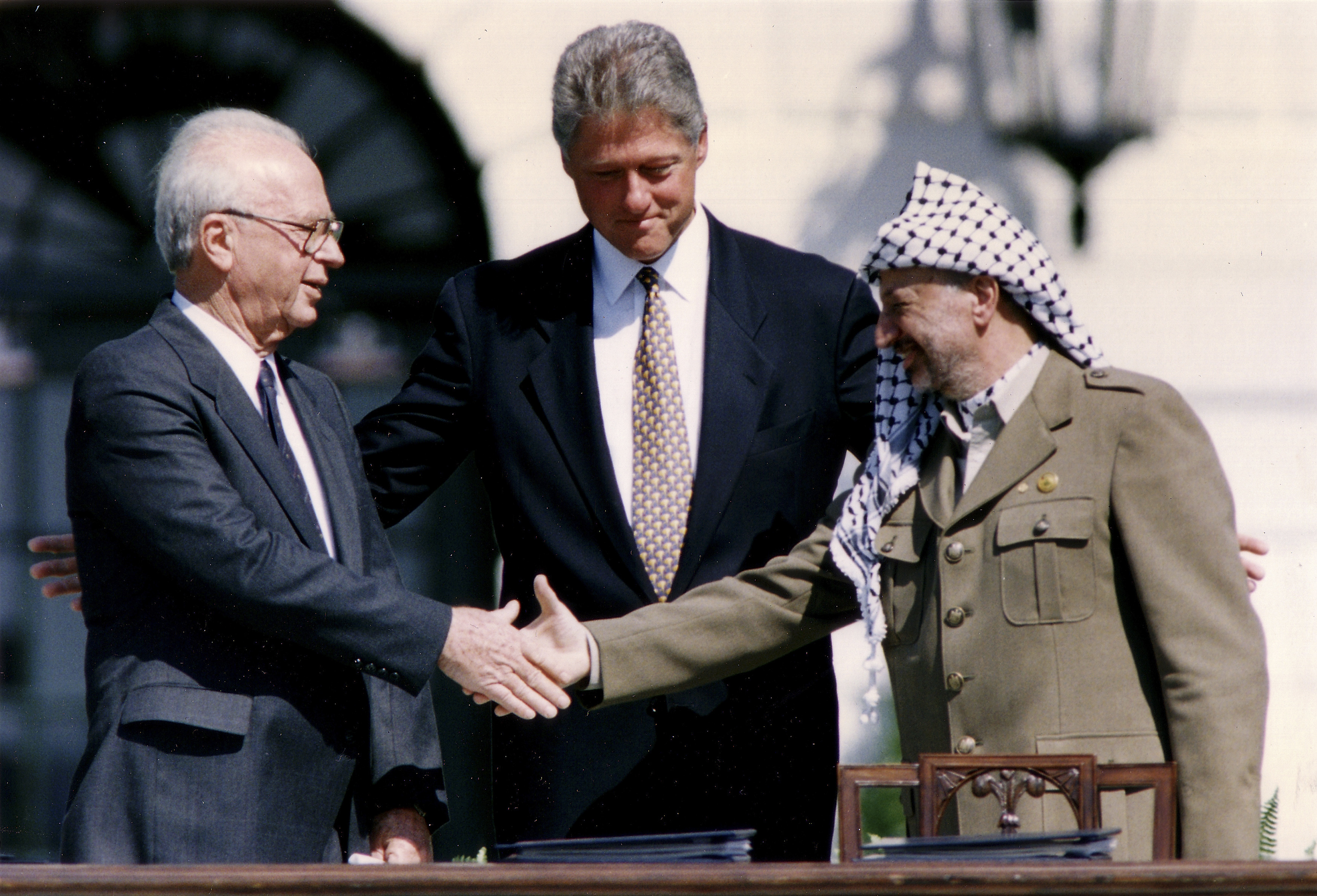 The Oslo Accords At 25 The View From Jordan