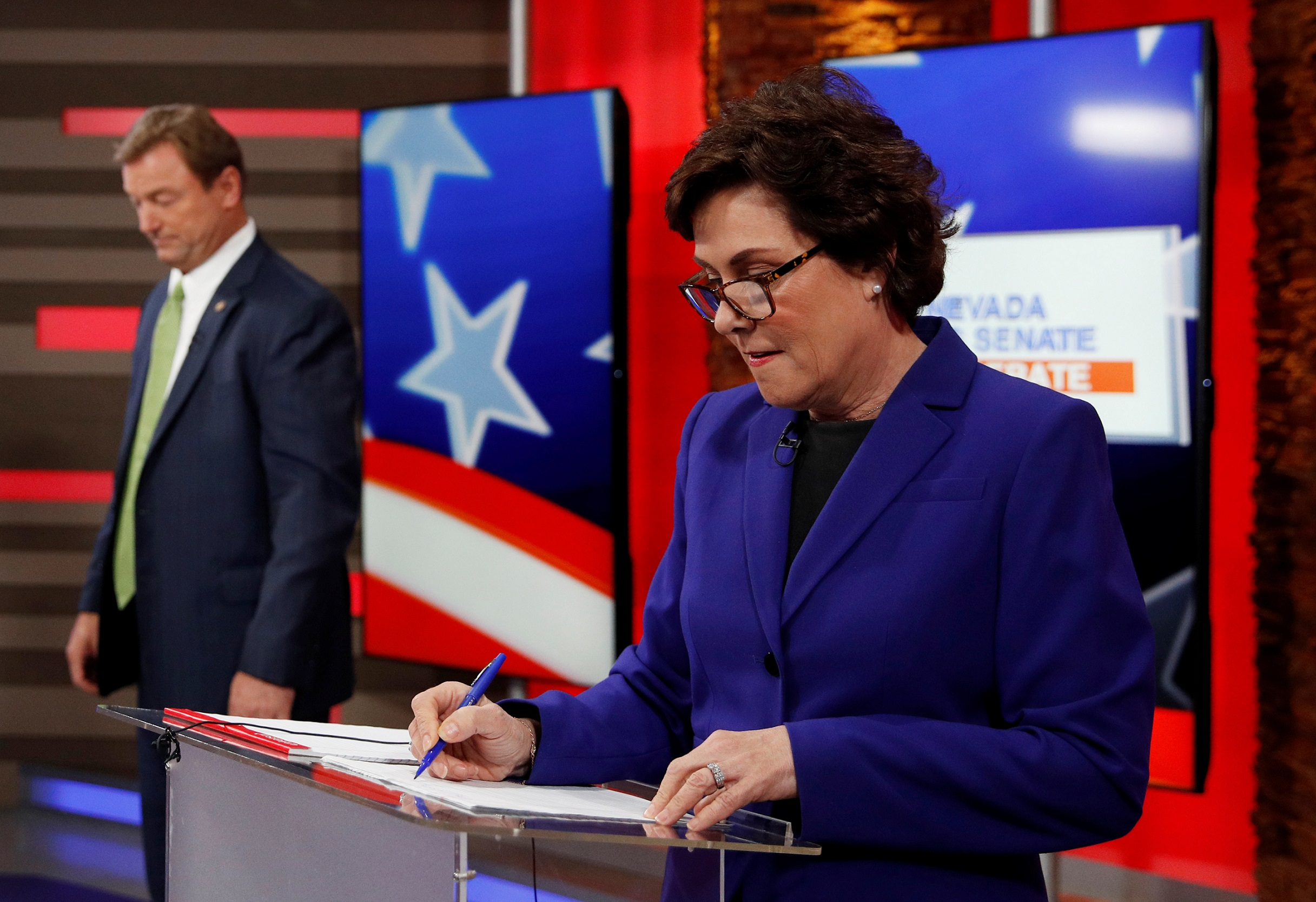 Education Issues At Stake As Senate >> Race For The Senate 2018 Key Issues In Nevada