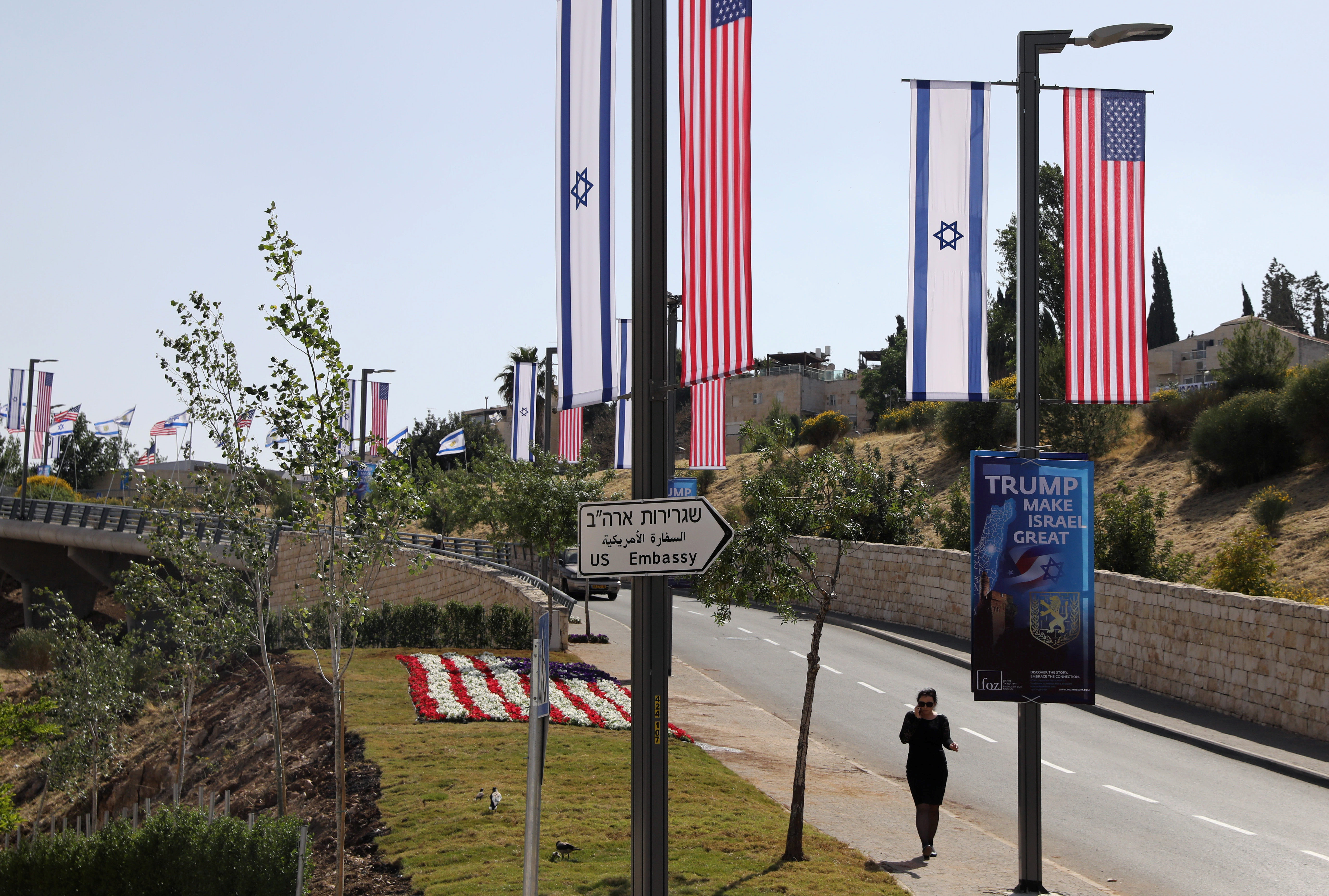 Merging the US consulate and embassy in Jerusalem shows US is no