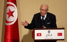 Tunisia just lost its anchor of stability. That's a good thing.