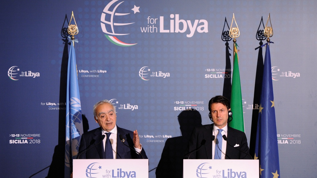 The Palermo conference on Libya: A diplomatic test for