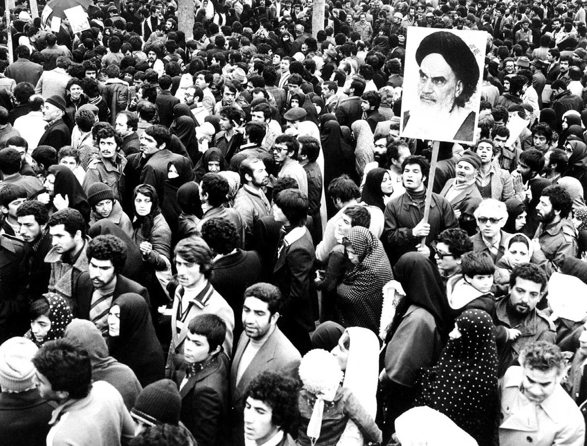 The Iranian revolution—A timeline of events