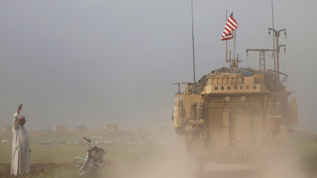 What the U S  withdrawal from Syria means for ISIS, Iran