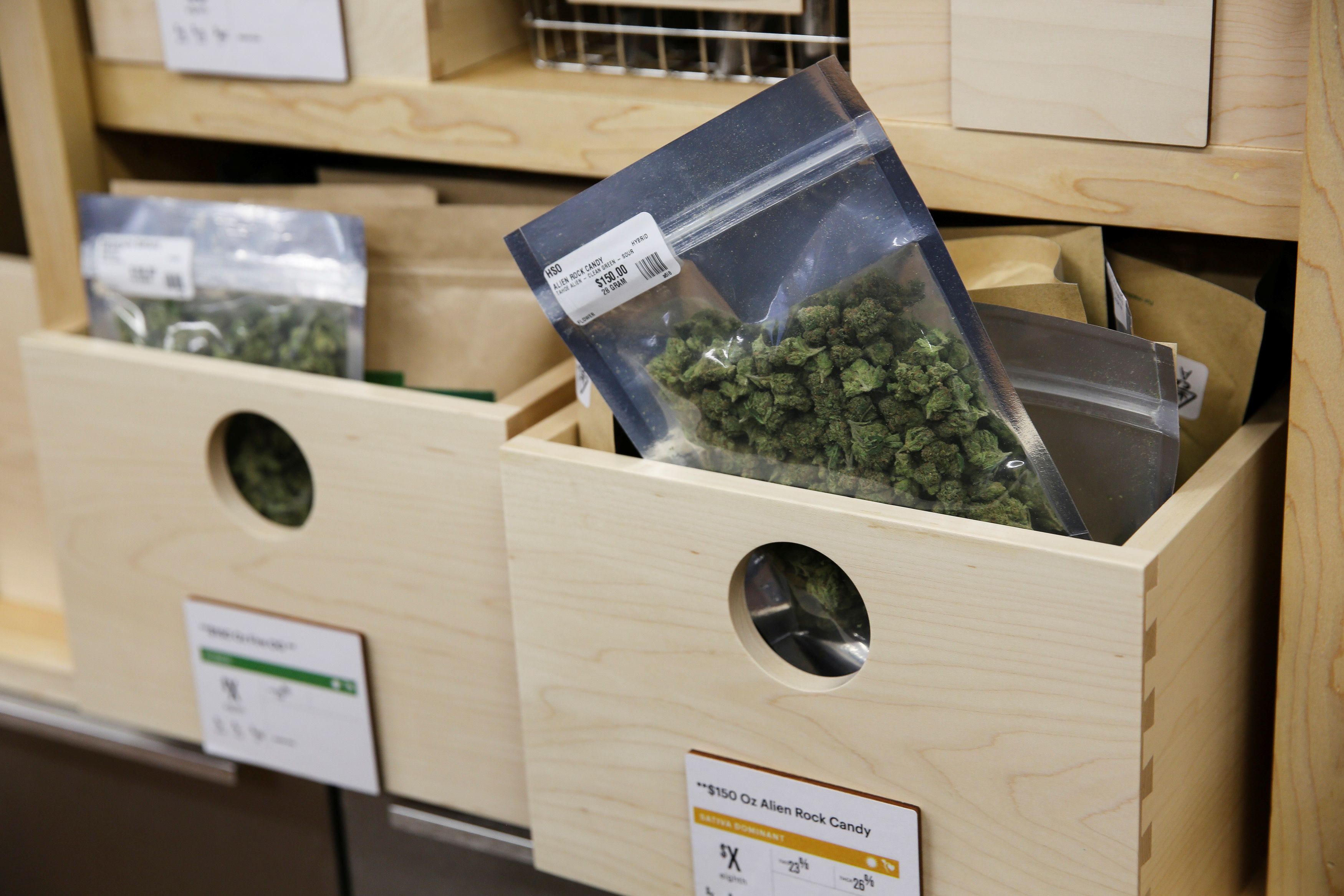 An easy fix could give the marijuana industry access to banking