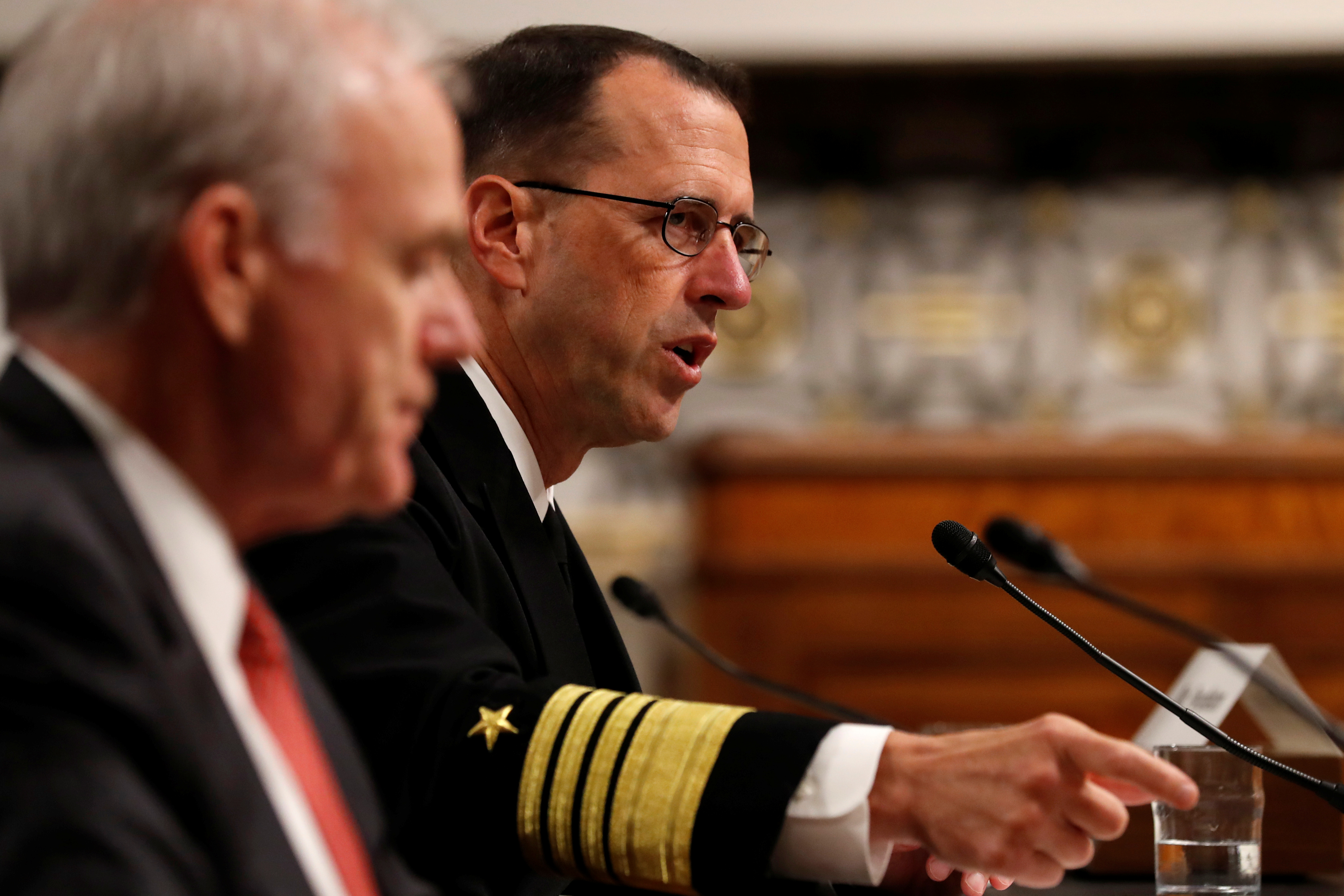 A conversation with the Chief of Naval Operations
