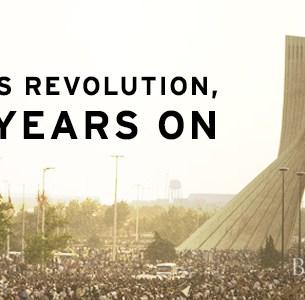 Iran's revolution, 40 years on