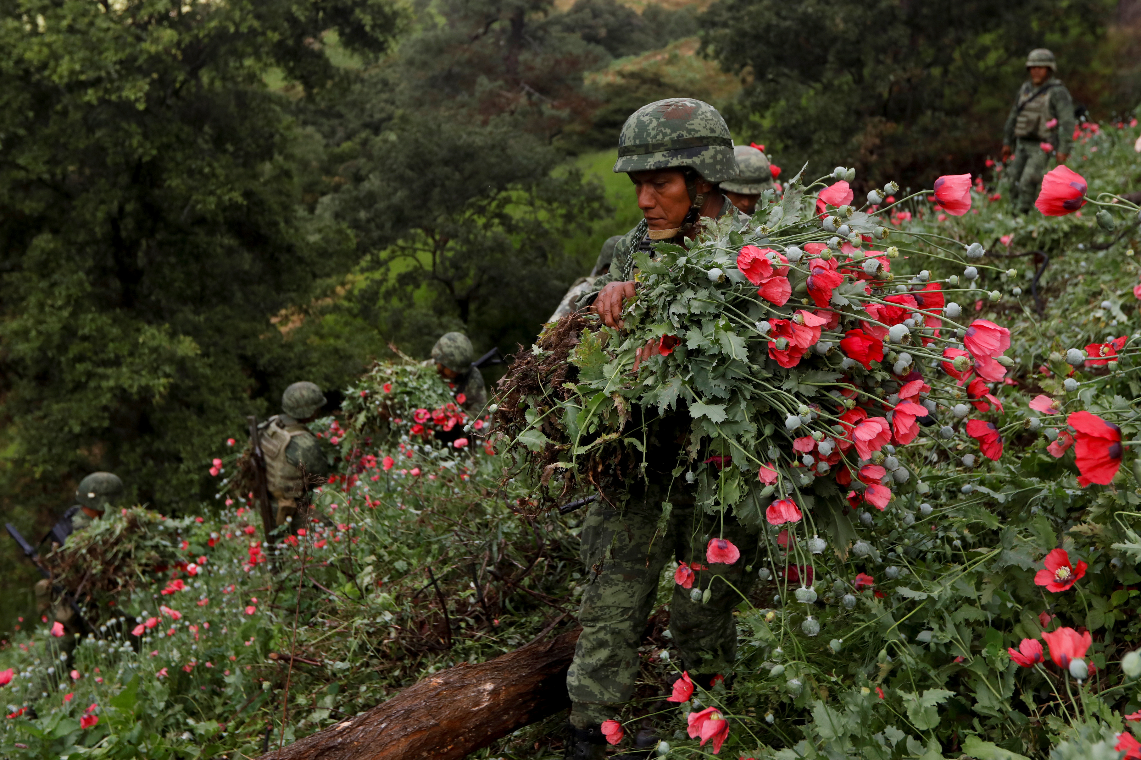 U S -Mexican security cooperation: The opportunities and challenges