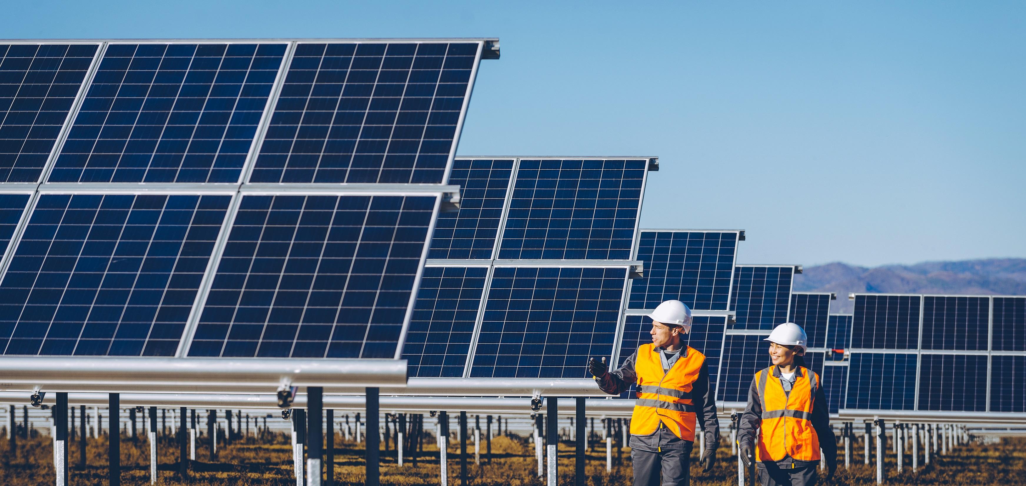Advancing inclusion through clean energy jobs