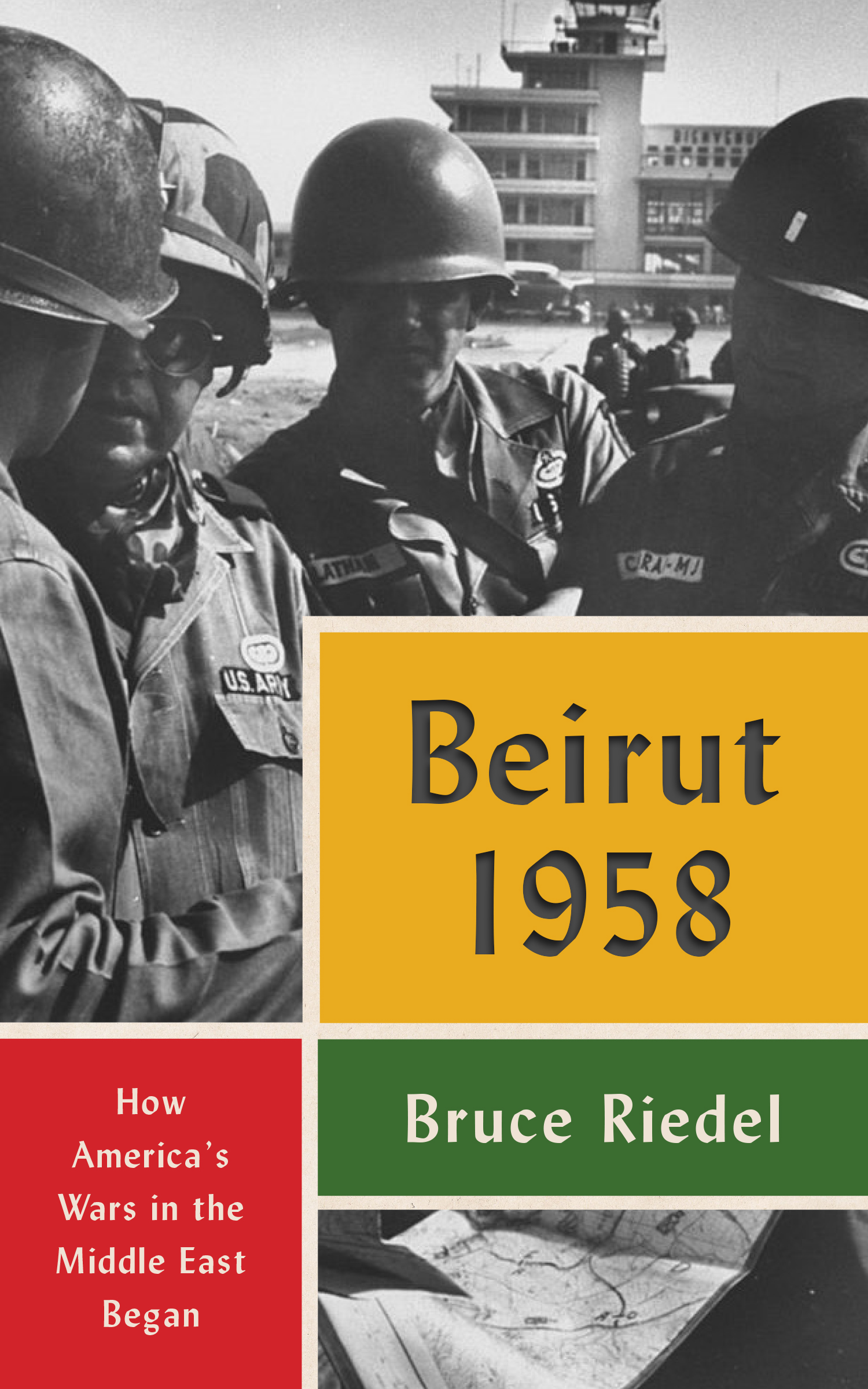 Cover: Beirut 1958