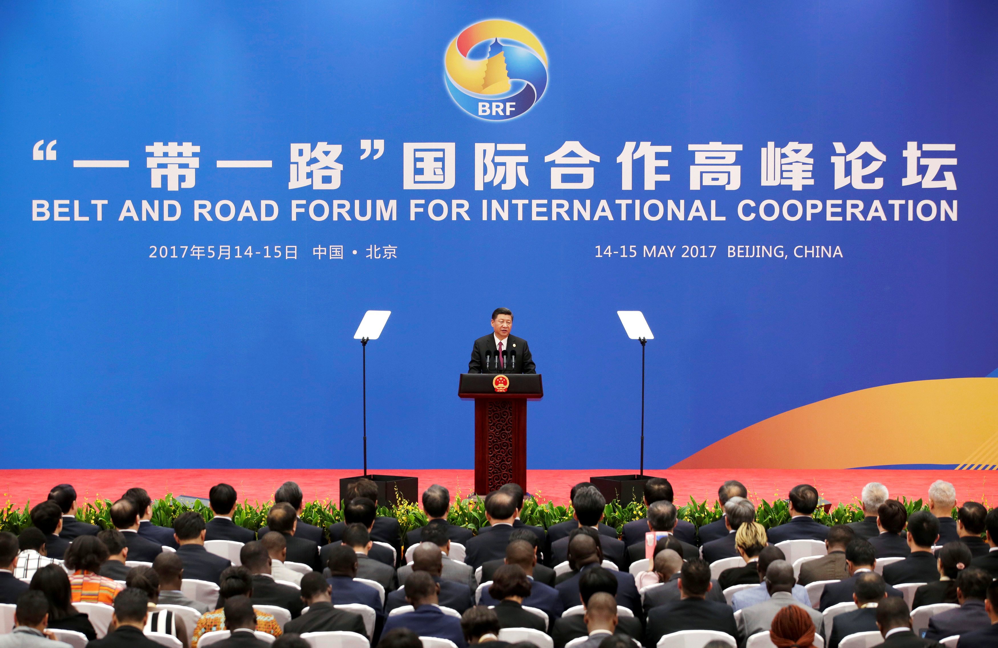 China's Belt and Road: The new geopolitics of global