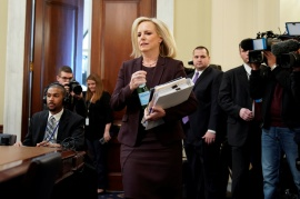 Kirstjen Nielsen, secretary of Homeland Security, out amidst national emergency