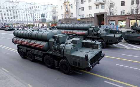 Turkey's purchase of Russian missile-defense system will be