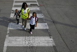 To build safe streets, we need to address racism in urban design