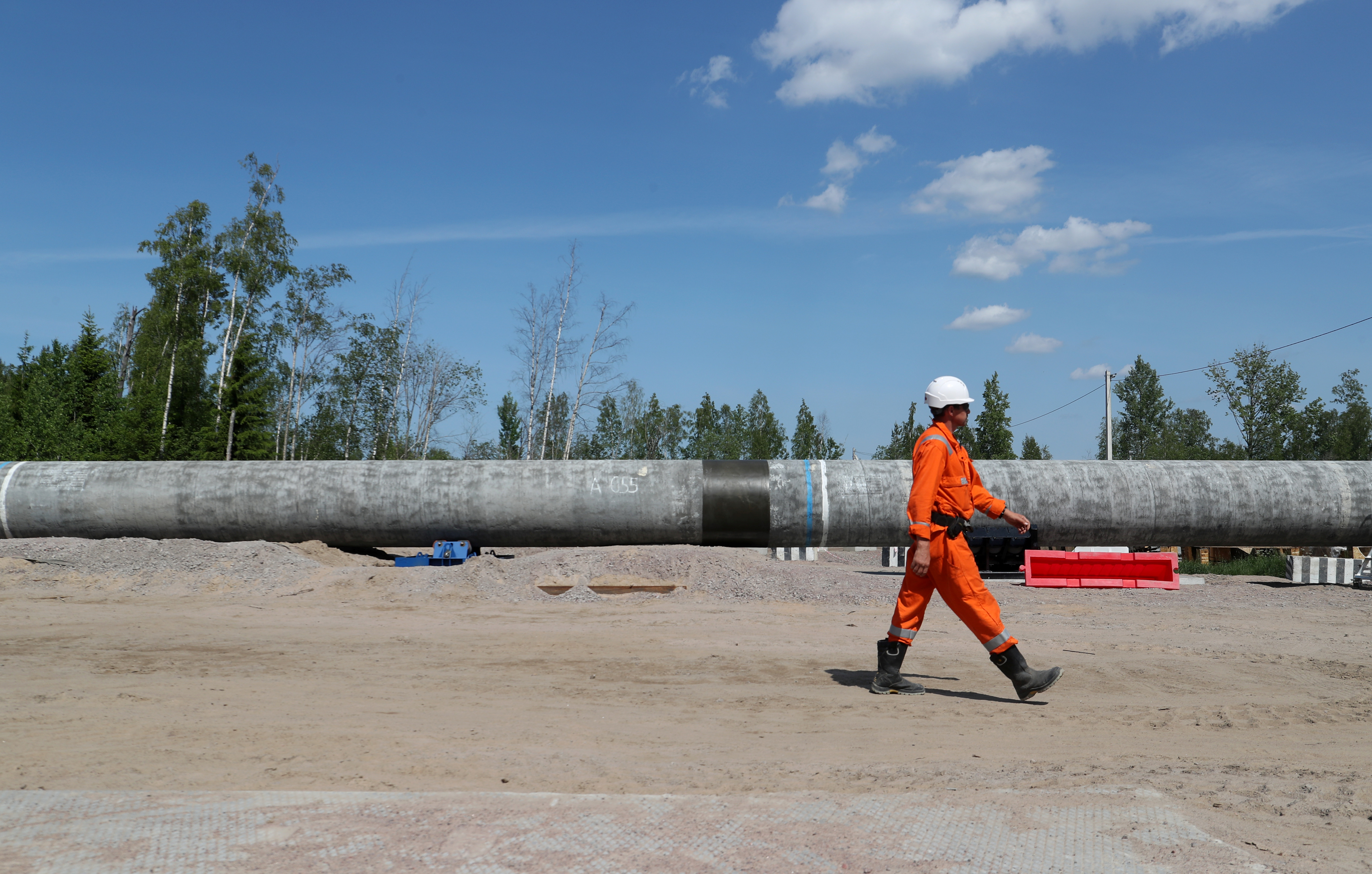 Heading for (another) Ukraine-Russia gas fight?
