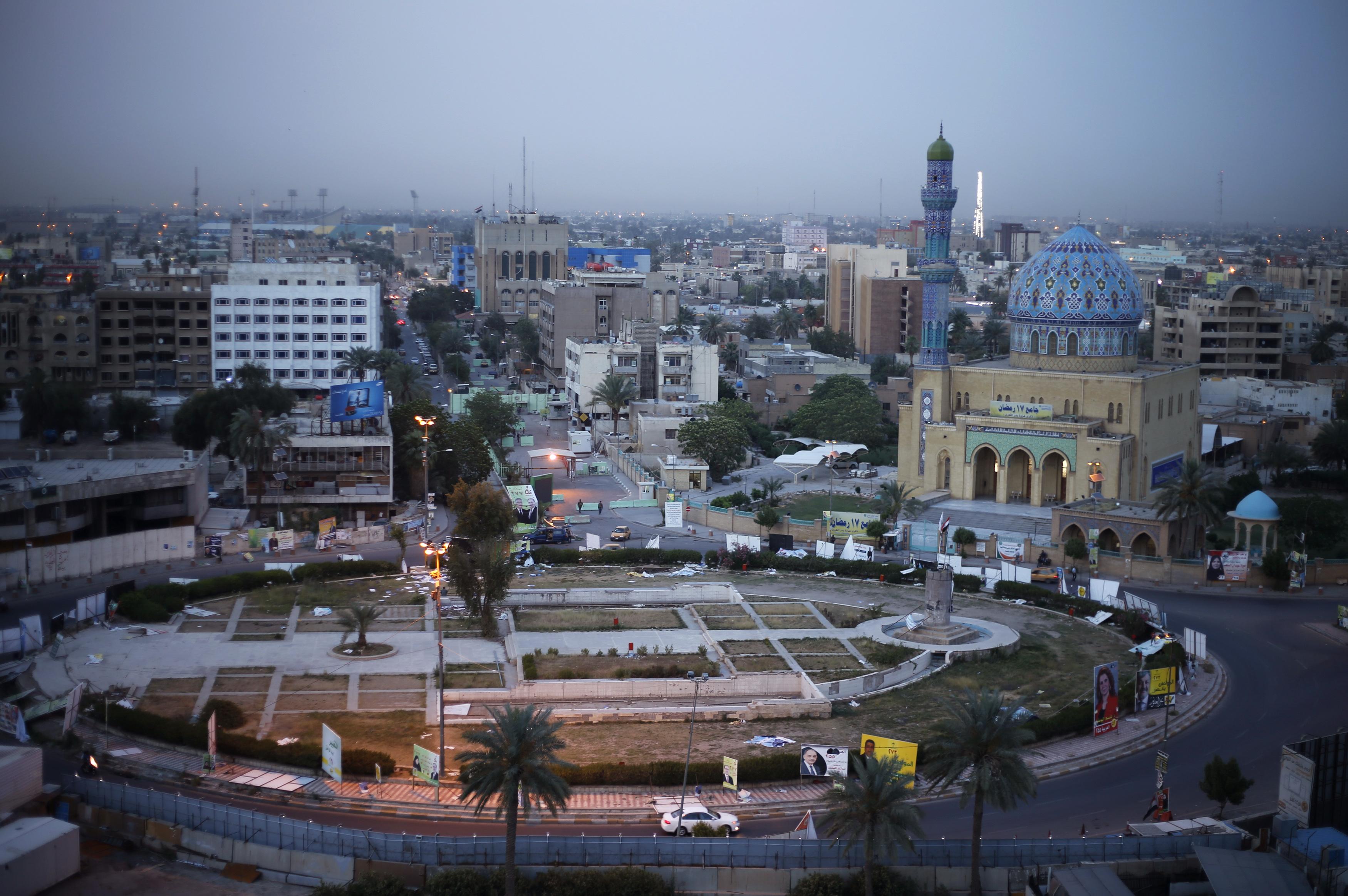 Iraq: Reconstruction Assistance