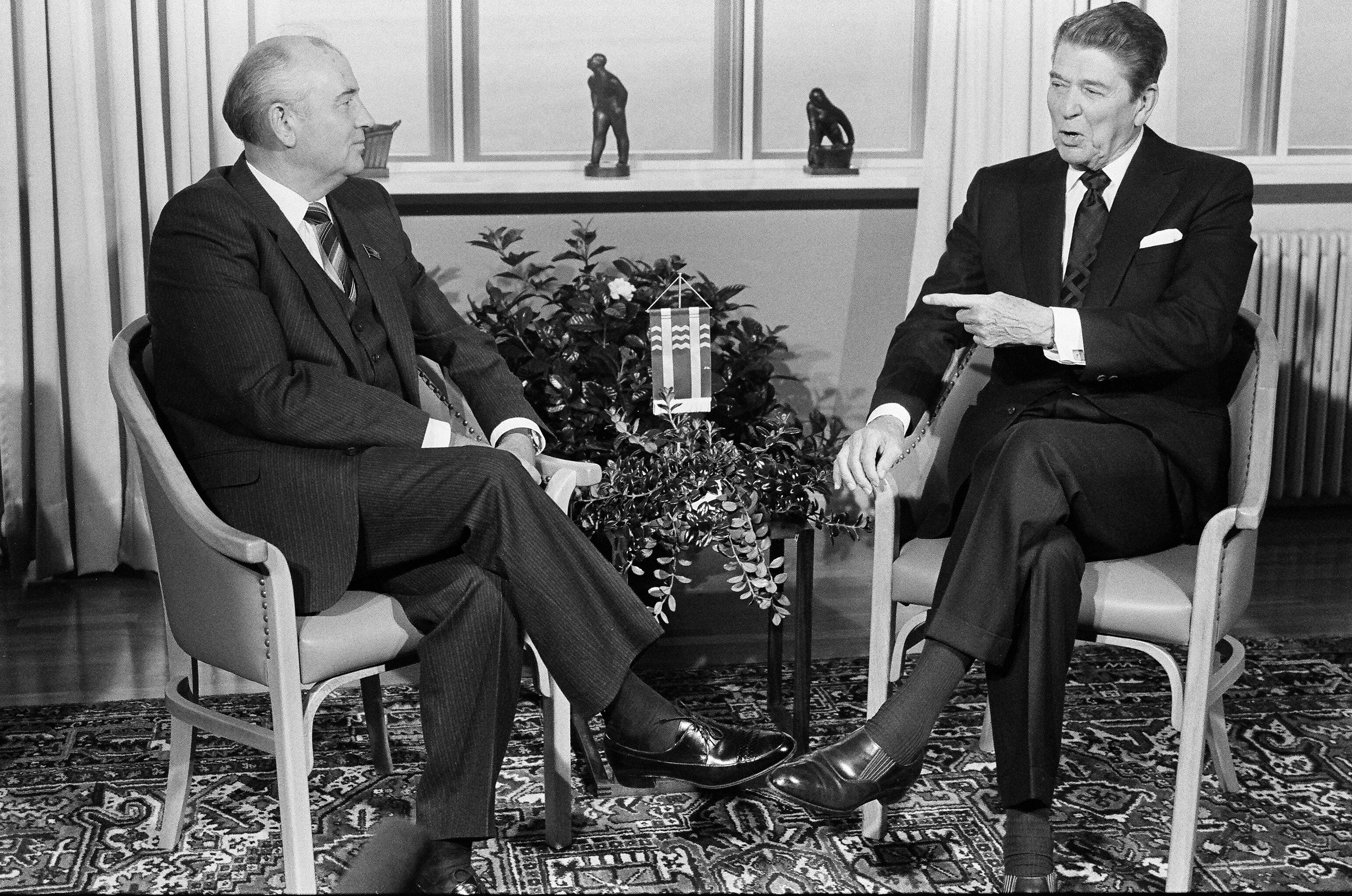 Would The Soviet Union Have Collapsed Without Mikhail Gorbachev