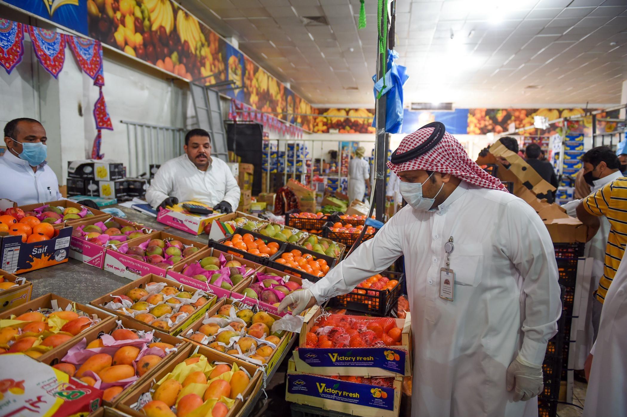 covid 19 live saudi arabia