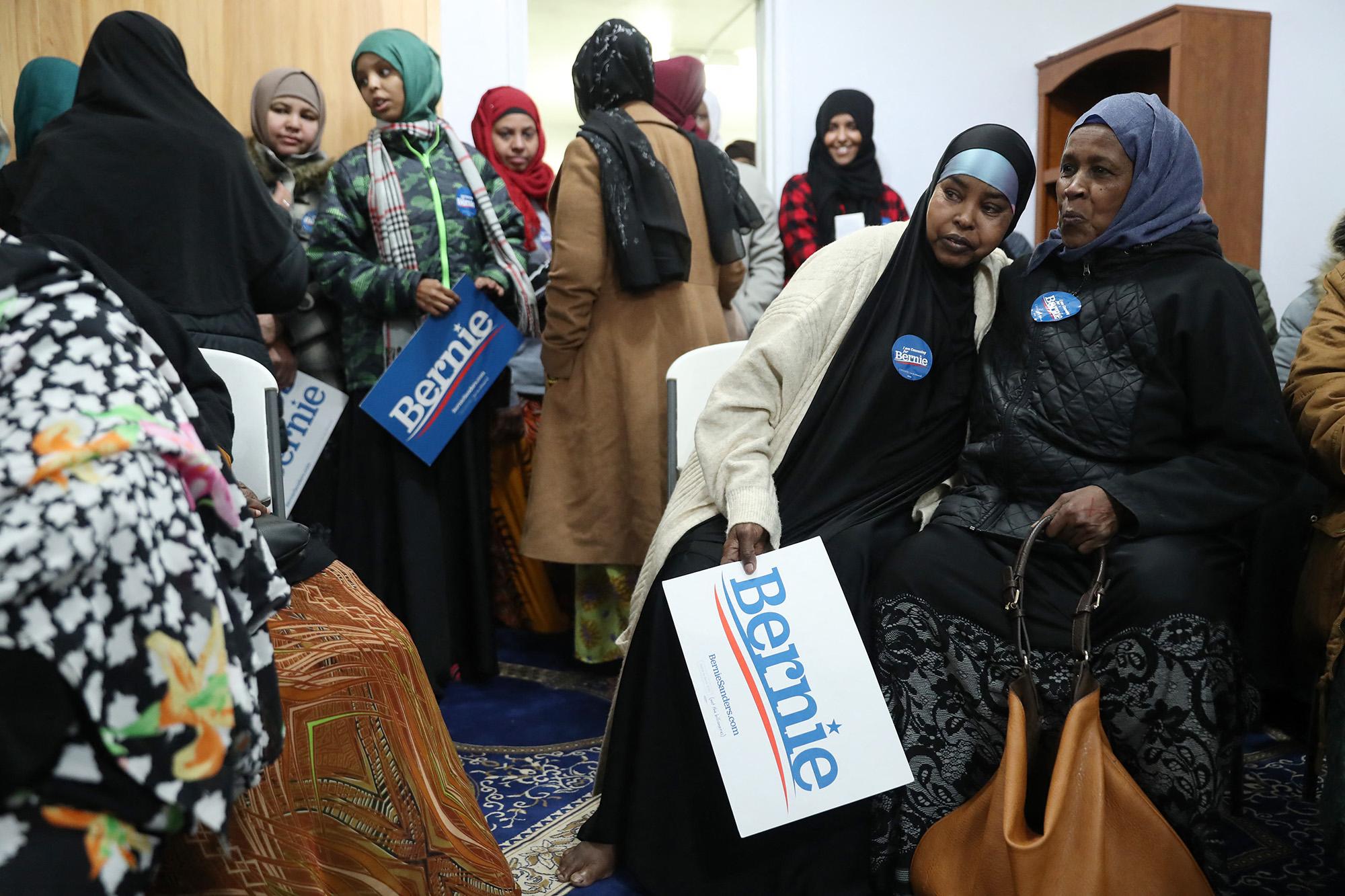 American Muslim Voter.'