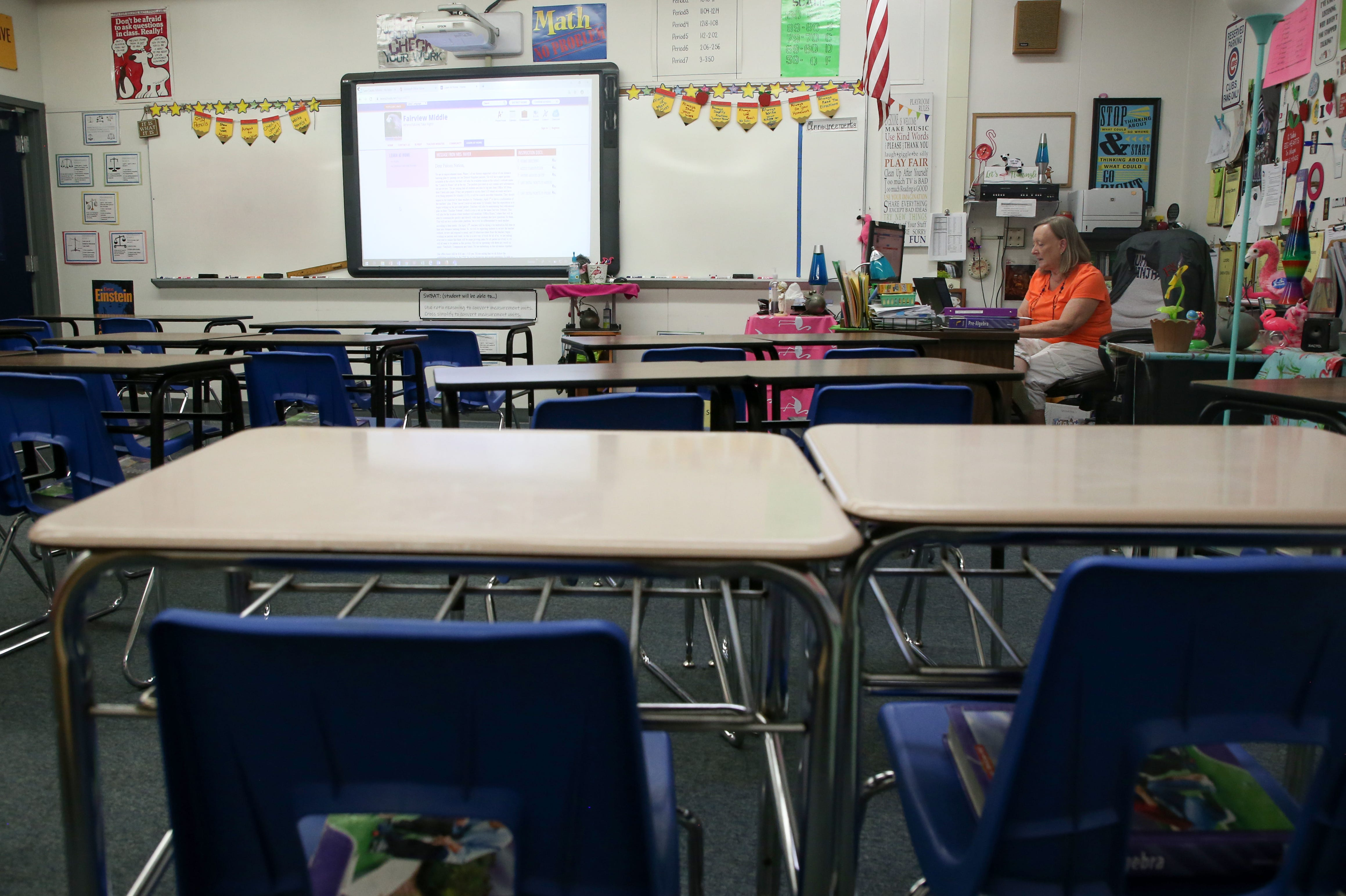 How The Coronavirus Shutdown Will Affect School District Revenues