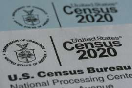 A once-in-a-century pandemic collides with a once-in-a-decade census
