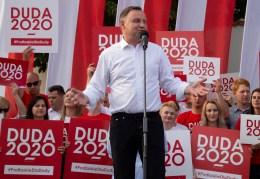 Por que Trump não deveria receber o presidente polonês Duda 2
