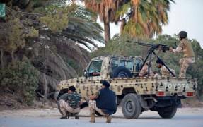 As agências patrocinadoras na Líbia estão com problemas 2