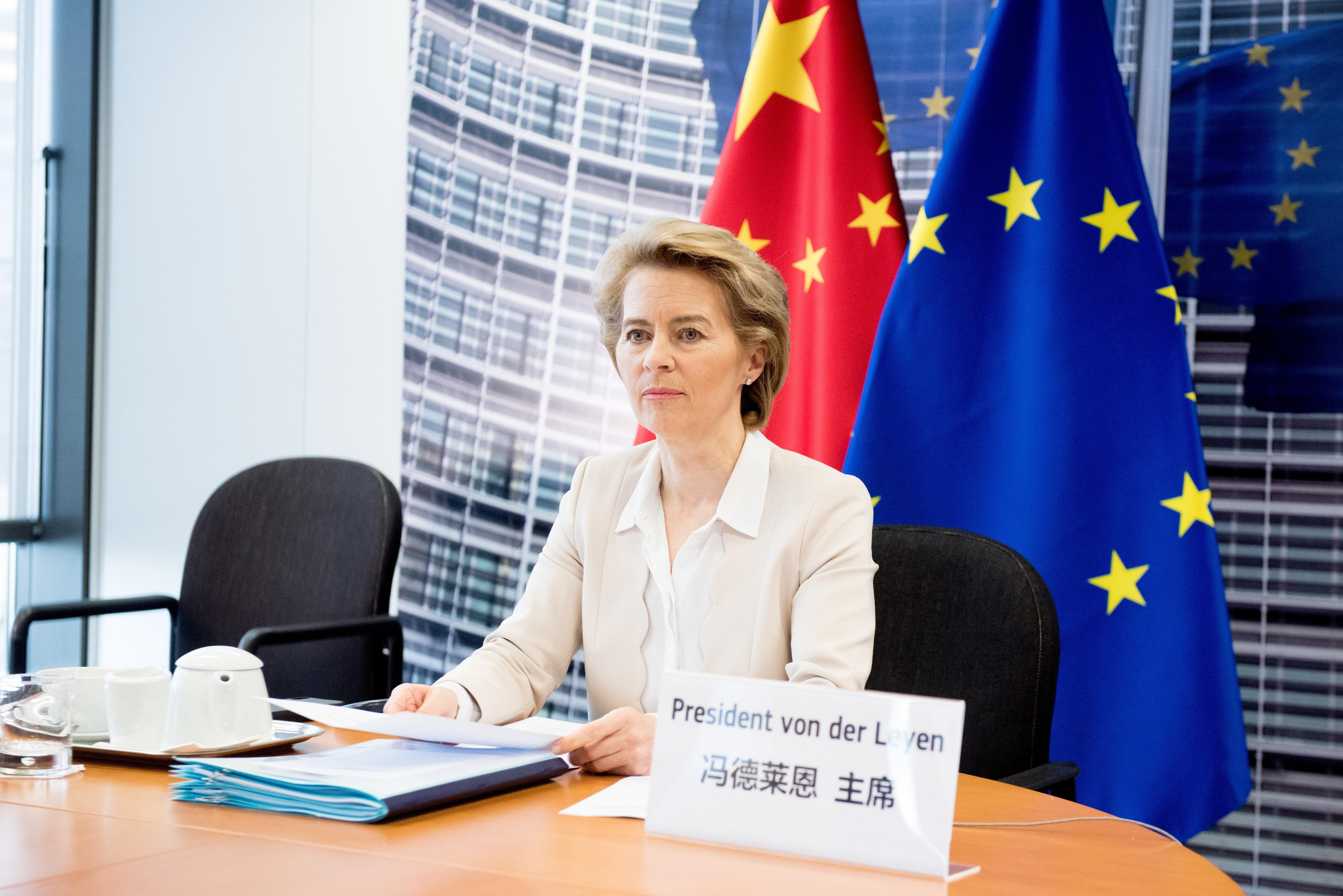 O que a cimeira UE-China mostrou 10