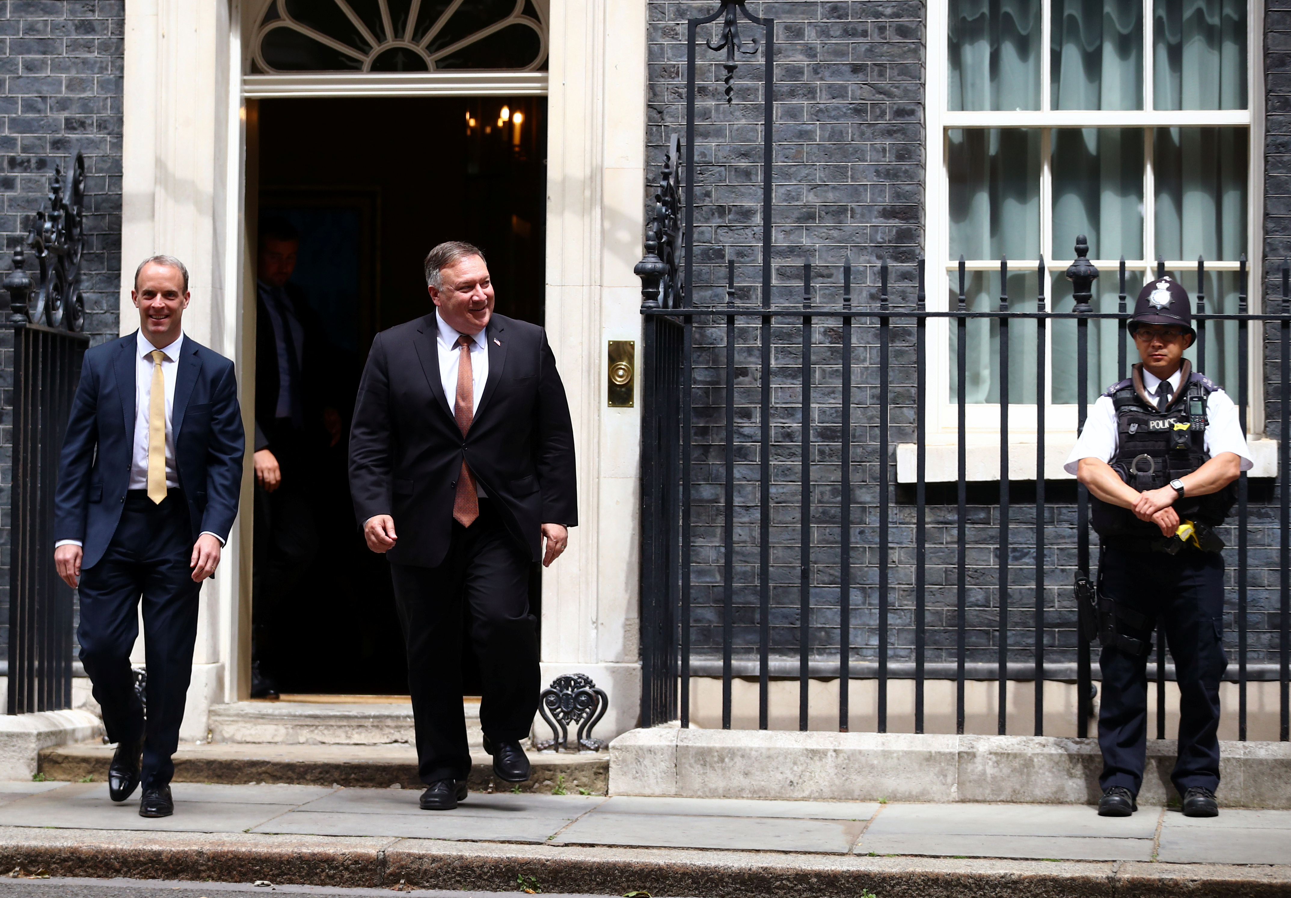 What a shift in the UK's foreign policy means for the US 9