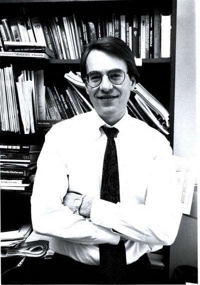 Bruce G. Blair, former Brookings expert