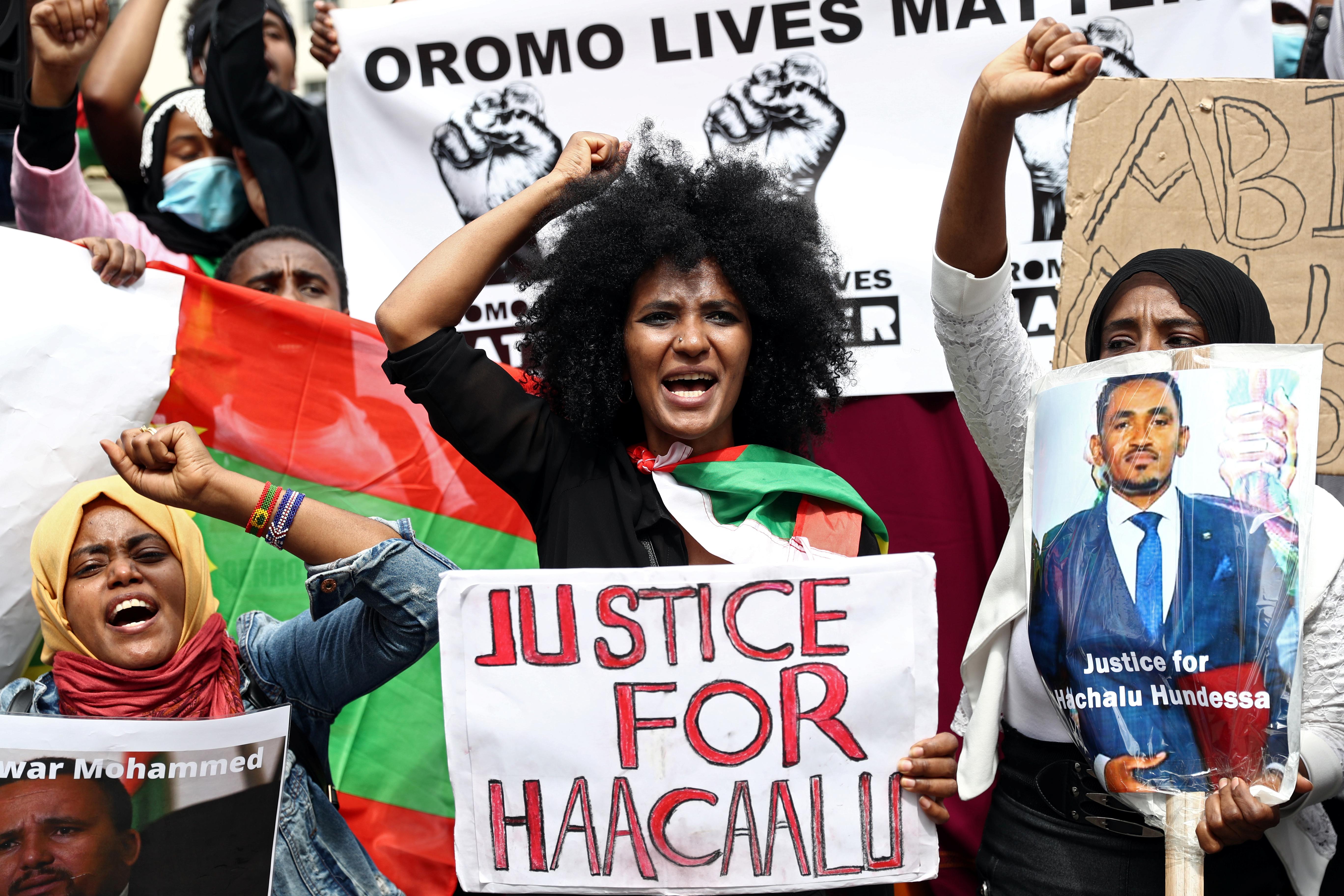 global ethiopia oromo protest.