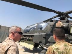 Especialistas debatem a política americana no Afeganistão 2