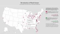 Devaluation of black homes