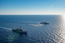 O novo, grande e perigoso jogo no leste do Mediterrâneo 2