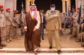 A relação Paquistão-Arábia Saudita atinge um obstáculo no caminho 2
