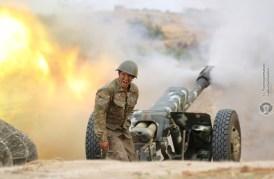 Sem pacificadores para a nova / velha guerra do Cáucaso 2