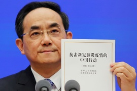 COVID-19 e a diplomacia da informação da China no Sudeste Asiático 2