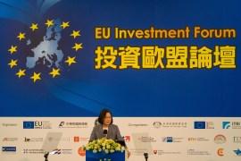 Para Taiwan, brotos verdes diplomáticos estão surgindo na Europa 2