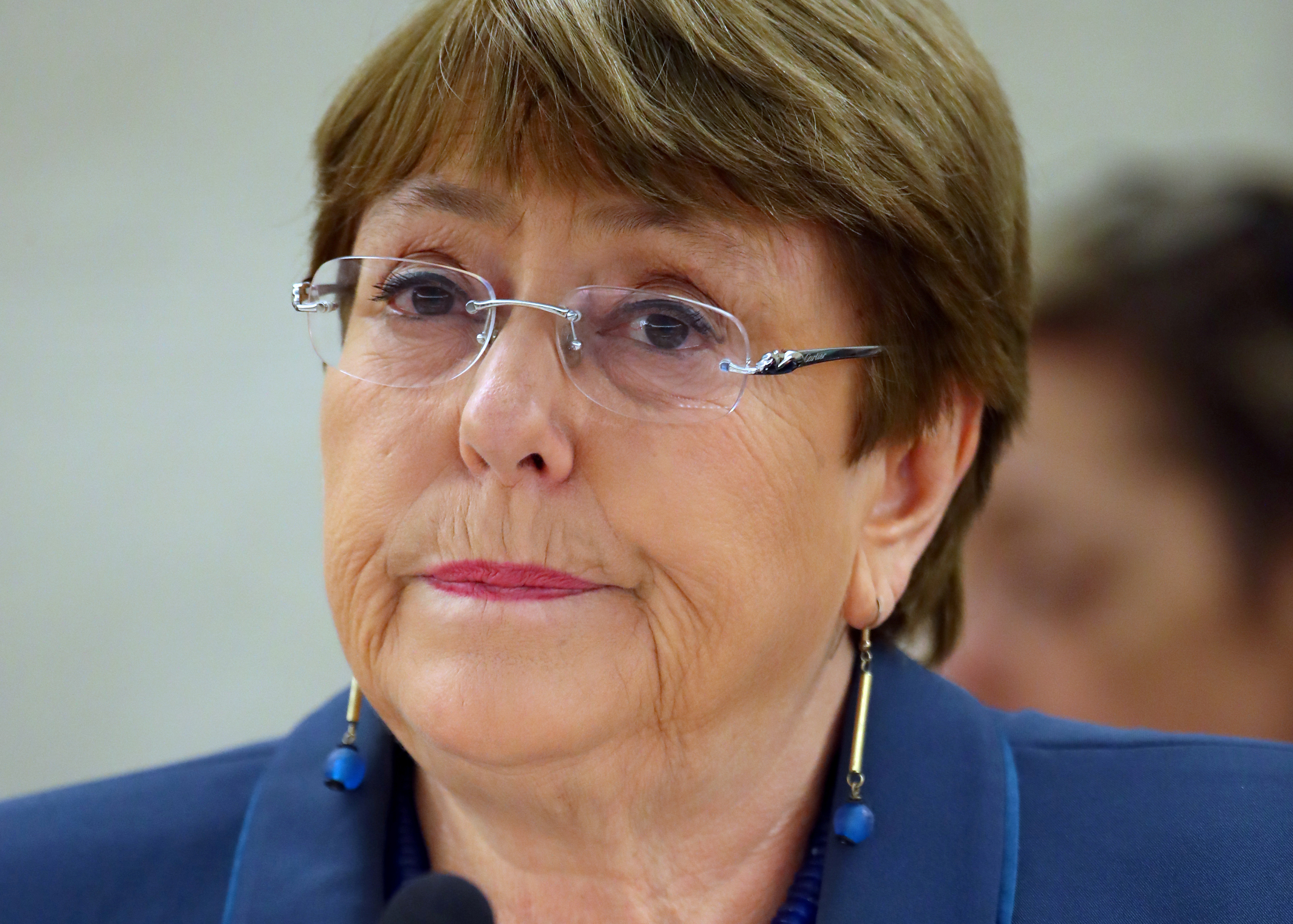 A Conversation With Michelle Bachelet Former President Of Chile And United Nations High Commissioner For Human Rights